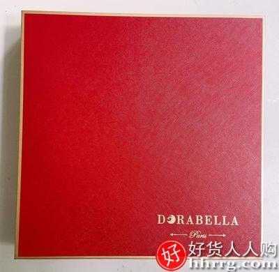 interlace,1# - Dorabella朵娜贝拉比利时进口巧克力,礼盒装零食酒心情人节送女友520礼物