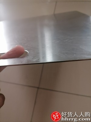 interlace,1# - 壹号先生德国加厚316不锈钢菜板,抗菌防霉家用切菜板和面板砧板大号擀面板