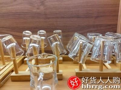 interlace,1# - 天喜白酒杯家用玻璃酒杯套装,洋酒杯小号一口杯2两烈酒子弹杯
