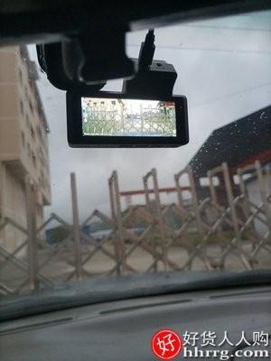 interlace,1# - SIV行车记录仪,汽车载前后双录倒车影像流媒体无线高清夜视免安装