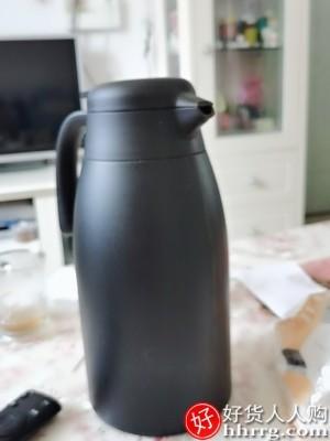 interlace,1# - 英国LEBETE丽贝德保温水壶,不锈钢大容量便携家用热水瓶暖壶316
