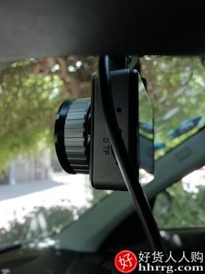interlace,1# - PAPAGO趴趴狗n291行车记录仪,全景高清夜视汽车前后双录免安装无线