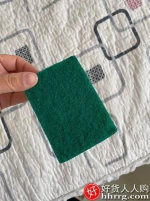 interlace,1# - 南极人洗碗海绵,百洁布刷锅纳米块厨房清洁去污巾魔力擦术吸水