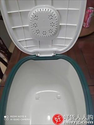 interlace,1# - 七点阳光厨房家用米桶,防虫防潮密封加厚装大米缸储存罐面粉杂粮收纳米箱盒