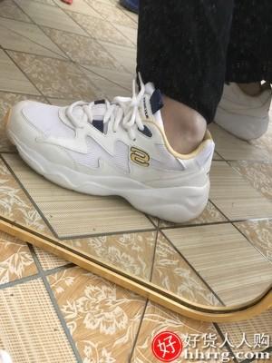 interlace,1# - Skechers斯凯奇夏季透气情侣鞋,男女小白鞋厚底运动鞋老爹鞋