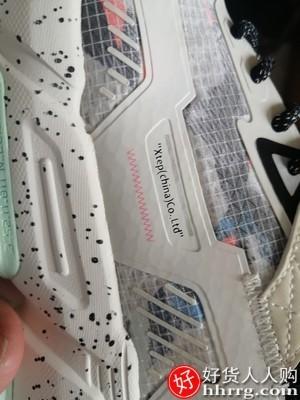 interlace,1# - 特步山海系列一念运动鞋,夏季休闲鞋透气老爹鞋男女鞋子