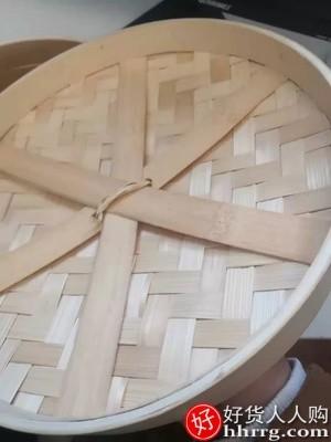 interlace,1# - 索比特家用竹制小蒸笼,小笼包馒头竹编商用屉竹子蒸屉小号包子蒸锅蒸架