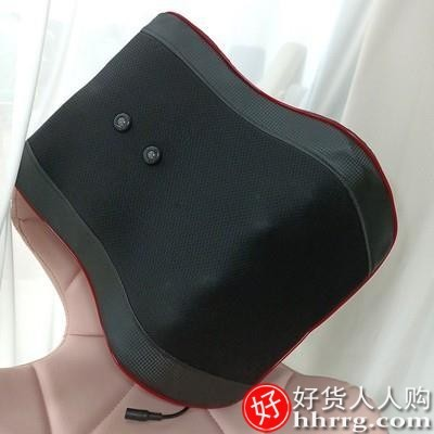 interlace,1# - 本博肩颈椎按摩器,颈部腰部肩部多功能腰椎全身车载靠垫枕头背部仪