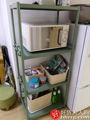 interlace,1# - 十一维度厨房置物架,落地多层收纳架家用不锈钢储物橱柜