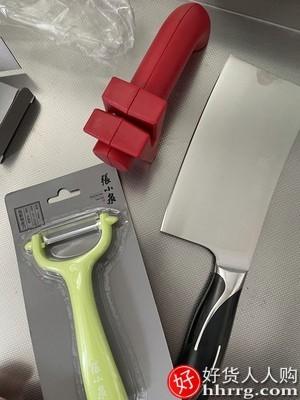 interlace,1# - 张小泉菜刀,家用切片刀厨师专用菜刀切菜切肉刀具