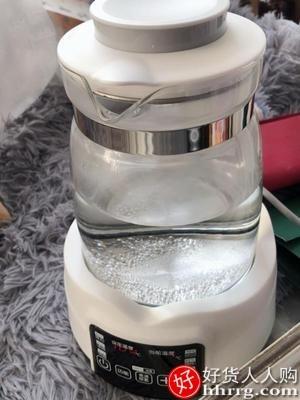 interlace,1# - 梦创电水水壶,家用304不锈钢烧水壶保温一体全自动断电热水壶