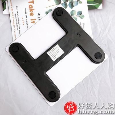 interlace,1# - TCL体重秤电子称,家用小型精准高精度充电款称重计