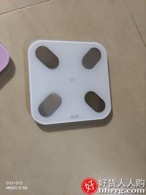 interlace,1# - 云康宝体脂秤,智能家居体脂称人体秤家用精准测脂肪电子体重秤