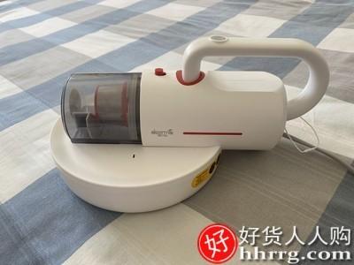 interlace,1# - 德尔玛家用床上除螨仪,小型床铺紫外线杀菌机多功能吸尘器螨虫神器
