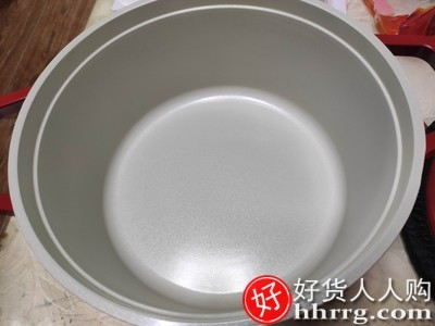 interlace,1# - 家图腾德国陶瓷珐琅锅,炖锅煲汤锅焖焗锅砂锅焖炖锅炒锅汤锅不粘锅
