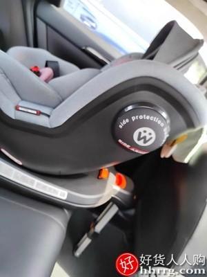 interlace,1# - 惠尔顿儿童安全座椅,汽车用通用婴儿车载360度旋转座椅