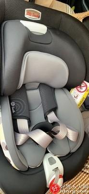 interlace,1# - savile猫头鹰妙转安全座椅,儿童0-7岁儿童座椅360度旋转
