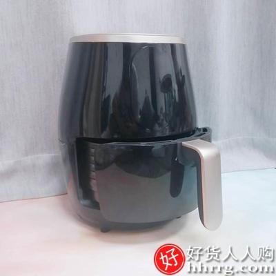 interlace,1# - 长虹家用空气炸锅,大容量无油全自动智能电薯条机多功能炸锅