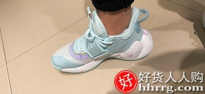 interlace,1# - 安踏水花3代实战低帮篮球鞋,夏季专业汤普森KT男鞋运动鞋