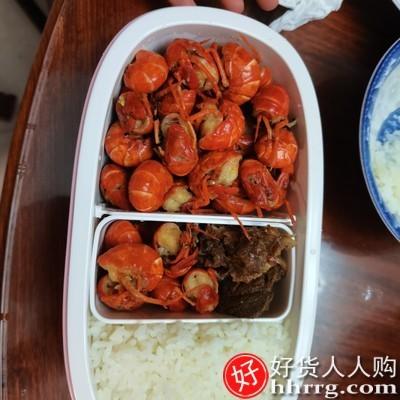 interlace,1# - 东菱36电热饭盒,可插电保温自热便当盒免注水热饭午餐加热饭盒