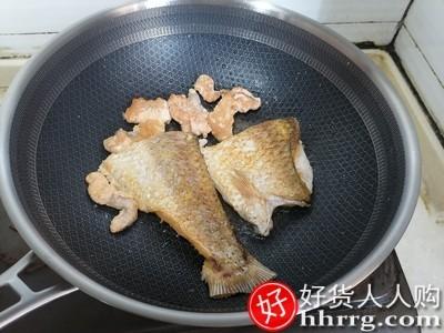interlace,1# - 康巴赫Pro炒锅,蜂窝不粘锅家用316不锈钢炒菜锅