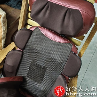 interlace,1# - 永达利颈椎按摩器,颈部腰部背部肩部多功能揉捏全身靠垫椅垫