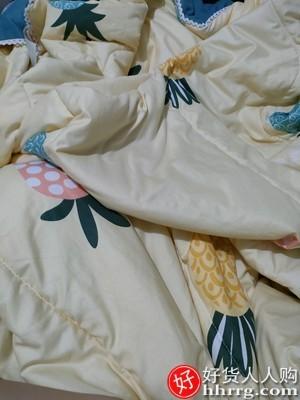 interlace,1# - 南极人空调被,夏季夏凉被薄款被子夏天双人可机洗水洗棉