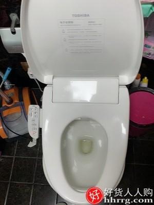 interlace,1# - 东芝智能马桶盖,全自动家用冲洗坐便盖日本加热带烘干马桶圈
