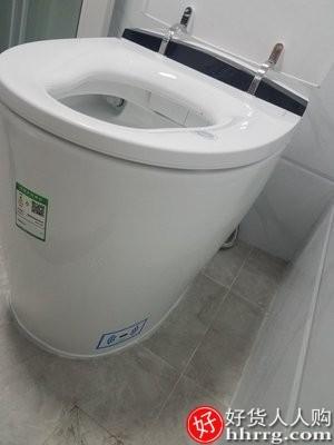 interlace,1# - 希箭智能马桶,一体式家用全自动电动马桶盖即热坐便器