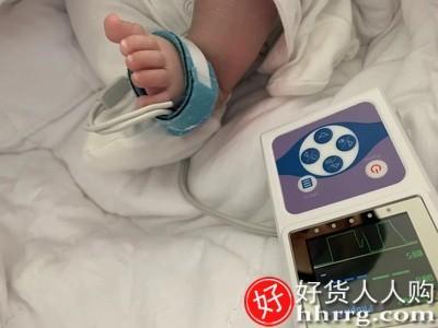 interlace,1# - Contec医院同款血氧仪,家用新生儿心率血氧饱和度持续监测仪