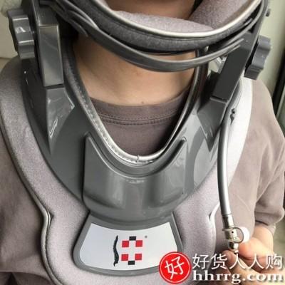 interlace,1# - 医绅颈椎牵引器,家用医用拉伸病理疗仪治疗带颈托充气护颈矫正劲椎颈部