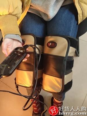 interlace,1# - 科爱类关节风湿炎理疗仪,骨质老寒腿护膝热敷增生家用治膝盖按摩器腿部