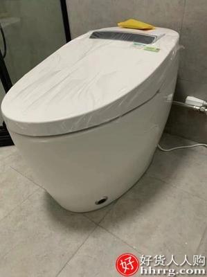 interlace,1# - 欧罗芬全自动翻盖一体智能马桶,家用电动坐便器即热座便