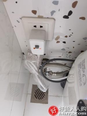 interlace,1# - 德森蒂威家用D-8691智能马桶,无水压限制全自动冲水坐便器语音翻盖