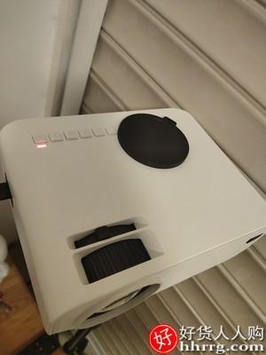 interlace,1# - 汇趣E8智能投影仪,家用wifi无线可连手机一体机智能4K微小型便携式家庭影院