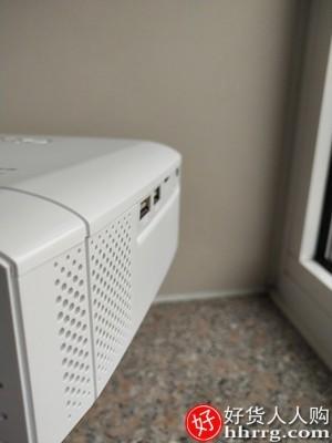 interlace,1# - 诺必行S1手机投影仪,家用便携式墙上看电影办公一体机无线迷你微小型投影机