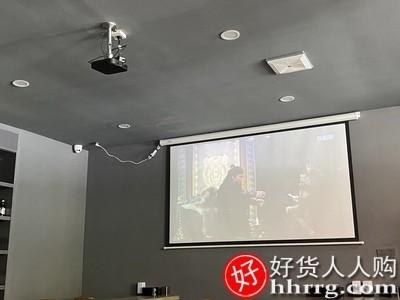 interlace,1# - 极米NEW Z6X投影仪,家用手机投影电视高清1080P智能无线投影机