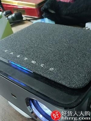 interlace,1# - 嘉赫超高清4K投影仪,家用办公1080P无线wifi卧室小型便携墙投3D投影机