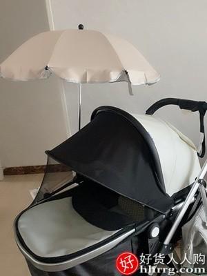interlace,1# - 纽贝耳婴儿推车,可坐躺双向轻便折叠超轻高景观宝宝手推车