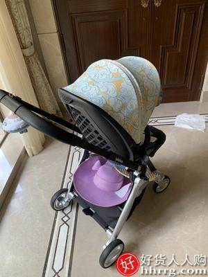 interlace,1# - bebebus护脊婴儿推车,可坐可躺折叠双向轻便高景观推车