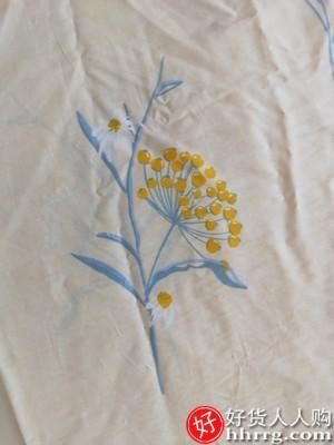 interlace,1# - 水星家纺全棉床单,单人双人床纯棉被单床单