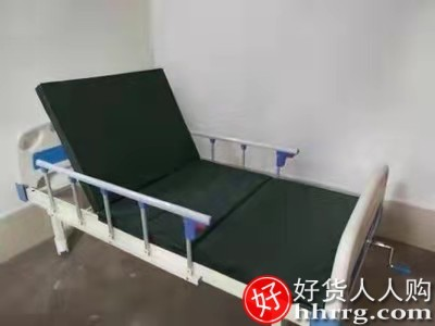 interlace,1# - 浦迈家用多功能护理床,瘫痪病人老人翻身医疗床手动升降床