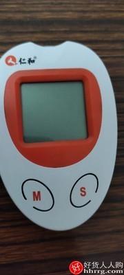 interlace,1# - 仁和血糖测试仪,家用高精准测血糖仪糖尿病血糖试纸医用测量仪