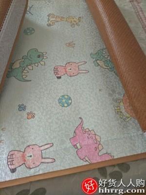 interlace,1# - 典举婴儿凉席,儿童幼儿园午睡婴儿床专用冰丝透气藤草席