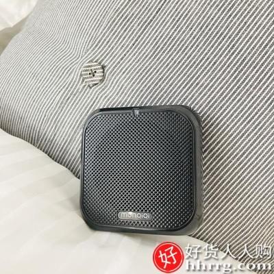 interlace,1# - 蒙奇奇Monqiqi小蜜蜂扩音器,便携式无线麦克风头戴式小型扬声扩声扩音机