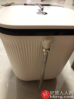 interlace,1# - 德国KASJ凯诗捷泡脚桶,电动按摩全自动加热足浴盆家用恒温洗脚桶