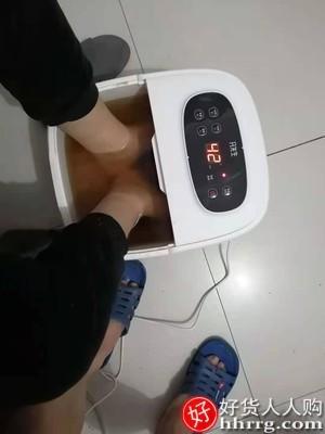 interlace,1# - 凡先生足浴盆小型泡脚桶,全自动按摩电动加热恒温洗脚盆