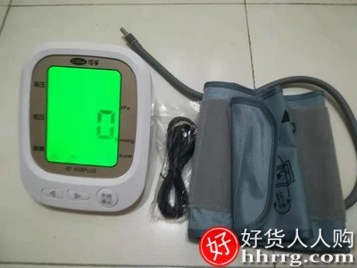 interlace,1# - 可孚家用医用手臂式血压计,全自动高精准语音电子血压计测量仪