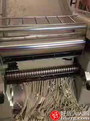 interlace,1# - 全球压面机不锈钢擀面机,揉面一体机台式多功能全自动饺子皮面条机