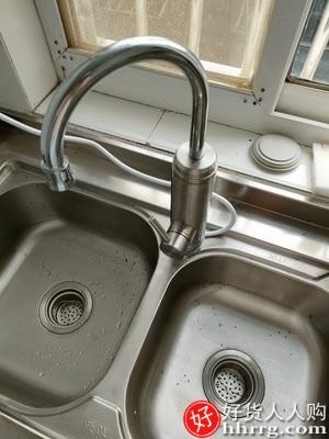 interlace,1# - 苏泊尔电热水龙头,加热器即热式速热厨房快速过水加热热水器